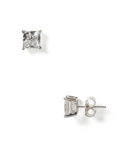 Crislu Princess Stud Earrings, 3.0 ct. t.w.