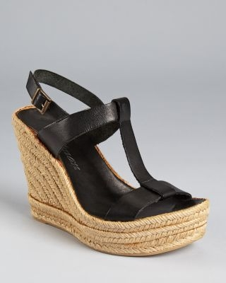 Delman Wedges - Trish