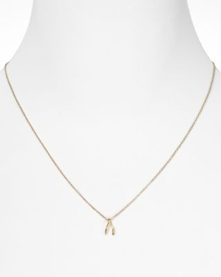 Dogeared Wish Big Necklace, 18