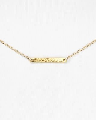 Gorjana 18K Gold Plate Knox Necklace, 16