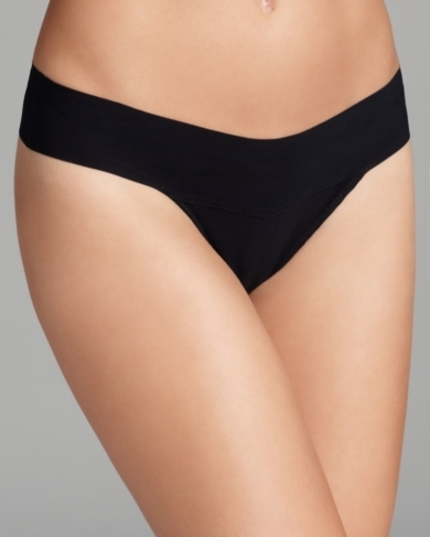 Hanky Panky Thong - Bare Eve Natural Rise #6J1661