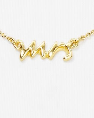 kate spade new york Say Yes Mrs. Necklace, 16