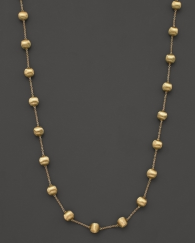 Marco Bicego Africa Bead Necklace, 16.6