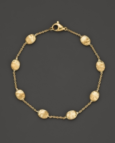 Marco Bicego Siviglia Collection Bracelet in 18 Kt. Yellow Gold