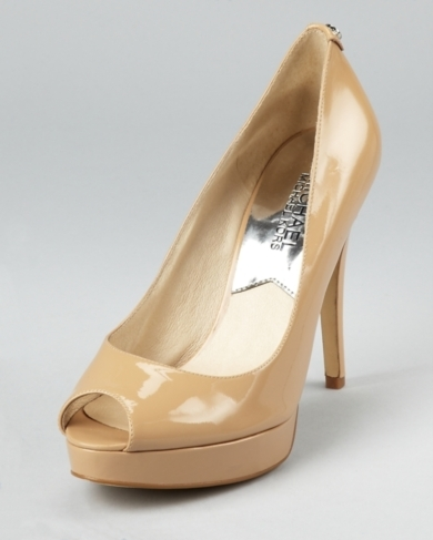 MICHAEL Michael Kors Pumps - York Peep Toe