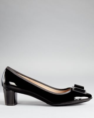 Salvatore Ferragamo Pumps - My Flair Low Heel