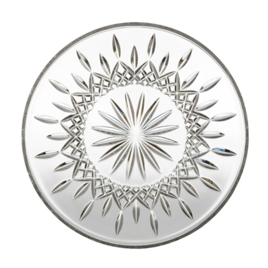 Waterford Crystal Lismore 12 Cake Plate