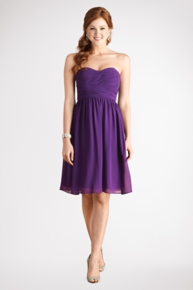 Donna Morgan Bridesmaids Sarah Dress