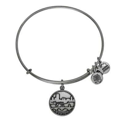 Boston Charm Bangle