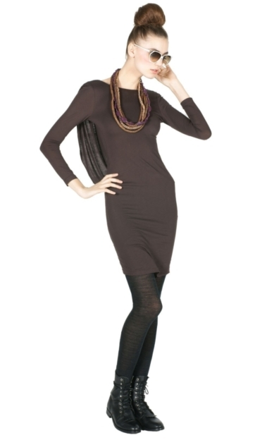 COWL BACK TABITHA DRESS