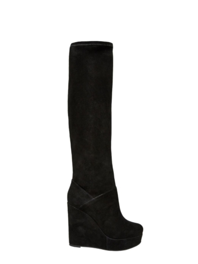 YULA STRETCH SUEDE BOOT
