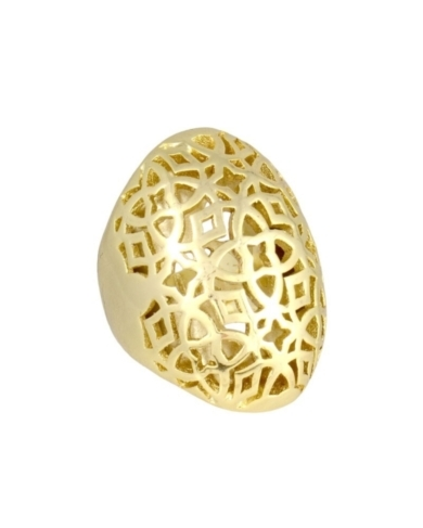 Rochelle Cocktail Ring in Gold