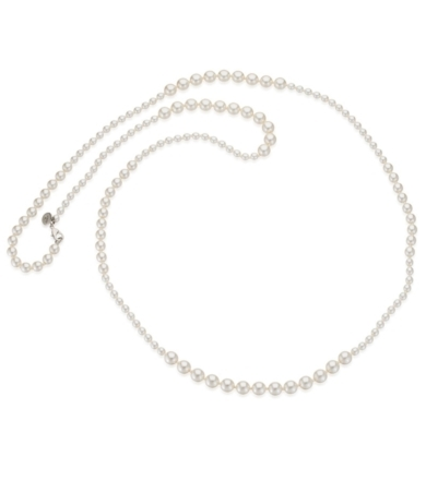 Ben Amun Gatsby Long Pearl Necklace