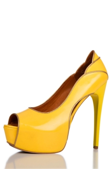 Yellow Pump