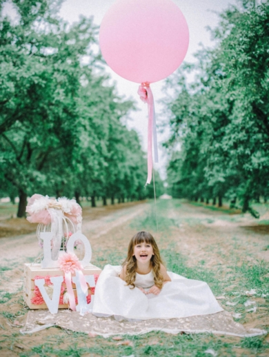 Little Girl Photoshoot Ideas Couture flower girl dresses by
