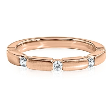1/5 ct. tw. Diamond Anniversary Band in 10K Gold
