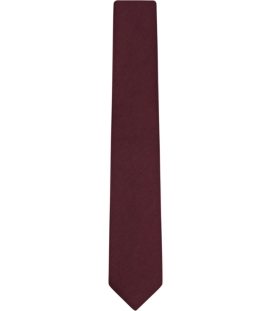 reiss contra plain wool tie