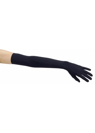 Greatlookz Matte Spandex Opera Length Gloves