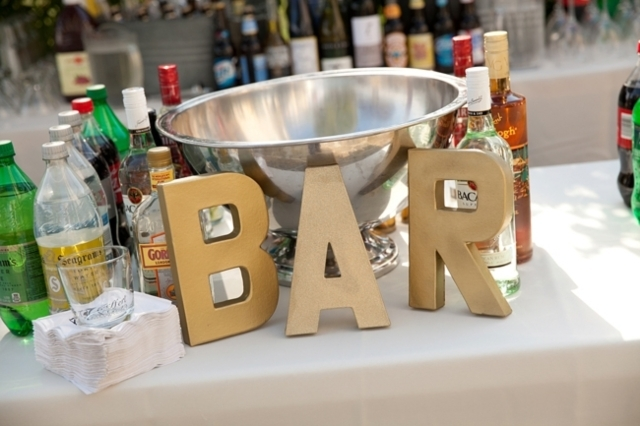 How To Set Up A Diy Bar For Your Day