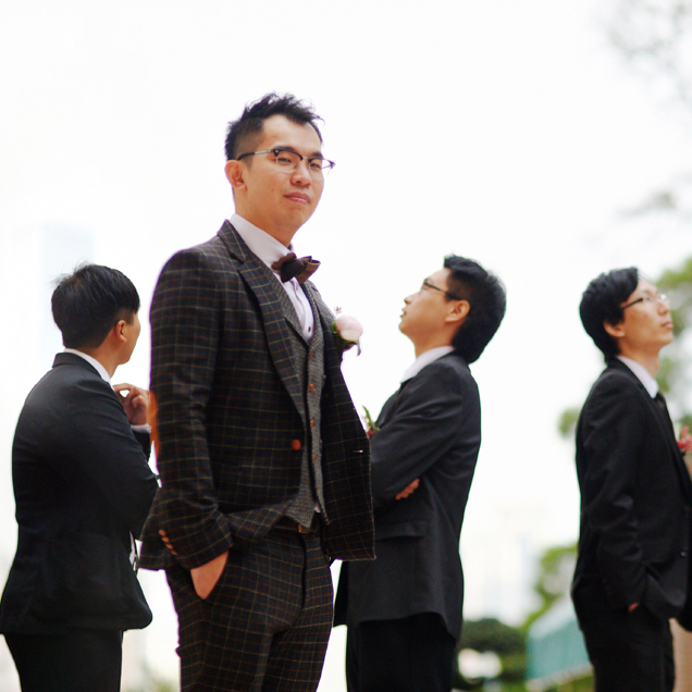 Destination Hong Kong Wedding Captured by Ryan Brenizer