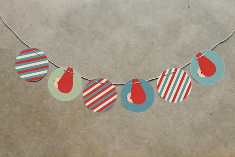 Adventurer Circle Garlands