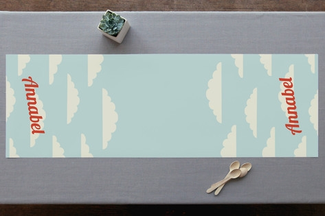 Adventurer Personalizable Table Runner