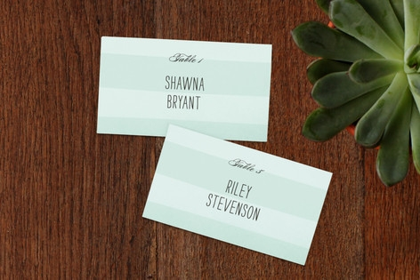 Alford Park Place Cards