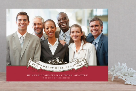 Celebration Business Holiday Cards