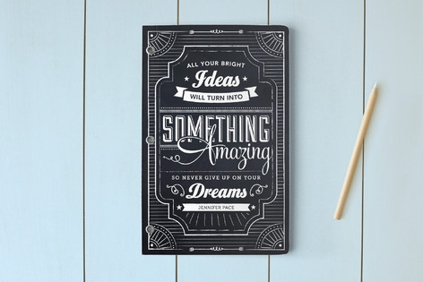 Chalkboard Dreams Journals