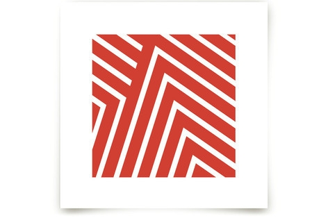 Chevy Chevron Art Prints
