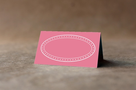 Conversation Heart Valentine Table Tents by Sarah ...