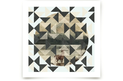 Deer Flirtation Art Prints
