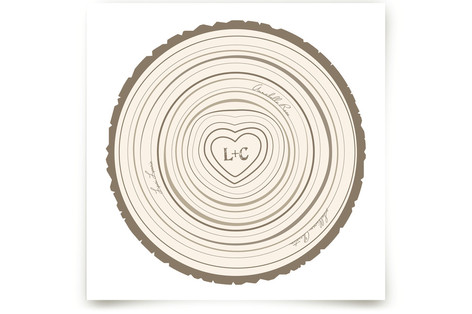 Family Tree Rings Art Prints