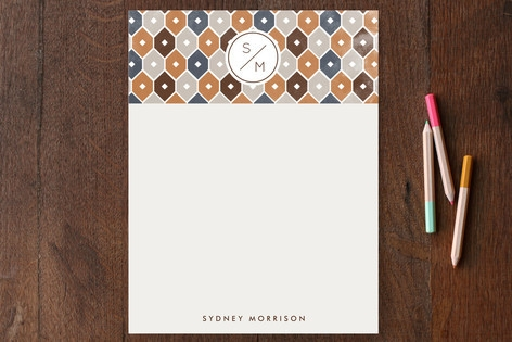 Handsome Boy Modelling Personalized Stationery by ...