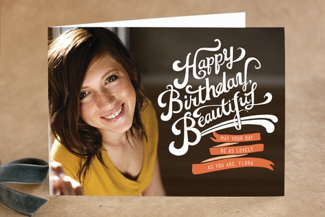 Happy Birthday, Beautiful Kids Birthday Greeting Cards