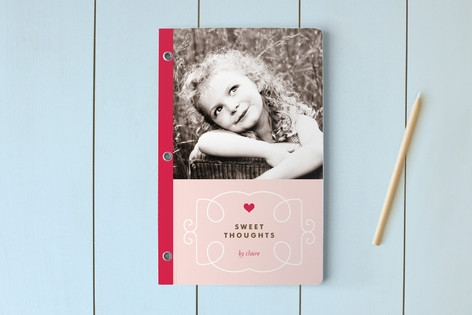 Heartfelt Message Journals