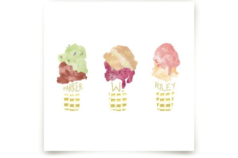 iceSCREAM Art Prints