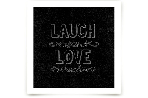 Laugh Often Art Prints