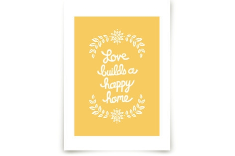 Love Builds Art Prints