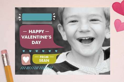 Love Shout! Classroom Valentine's Day Cards