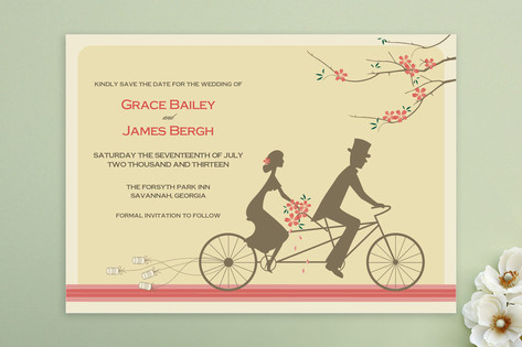 Journey Together Save the Date Cards by Susan Schn...