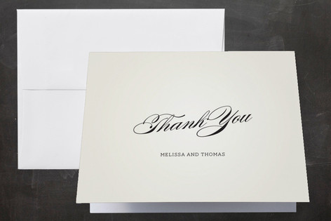 Skyscaper Thank You Cards by The Occasional Hello