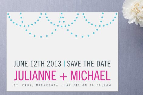 Summer on the Lake Save the Date Cards by Cracked ...