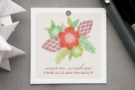 Organic Swag Gift Tags by Melanie Severin