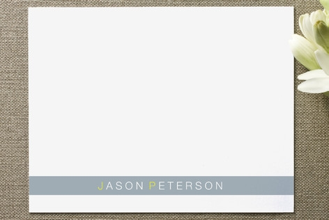 Primary Personalized Stationery by Marabou