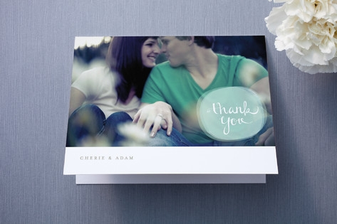 Simphonia Thank You Cards by chocomocacino