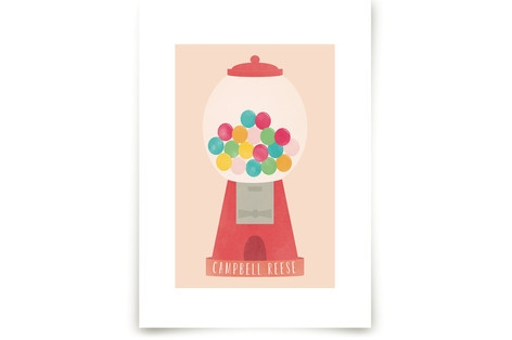 Sweet & Bubbly Art Prints