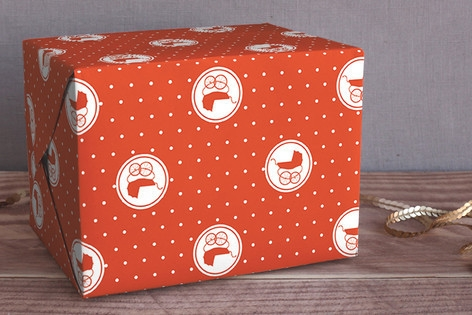 Urban Baby Wrapping Paper