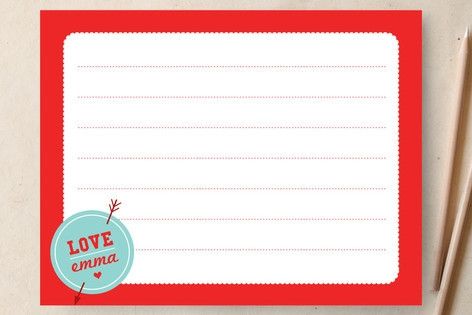 Write Me! Children's Personalized Stationery