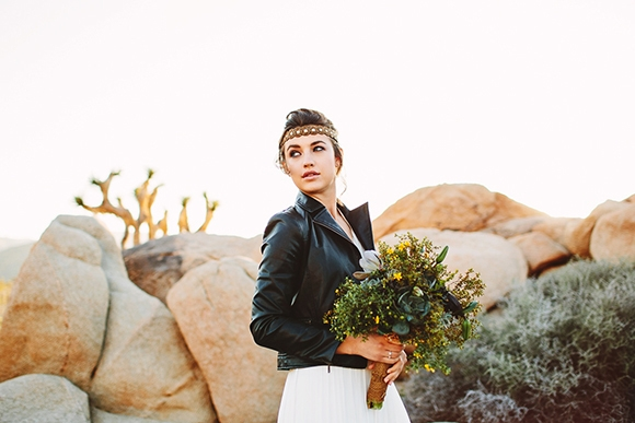 Desert Bridal Editorial by Pat Furey
